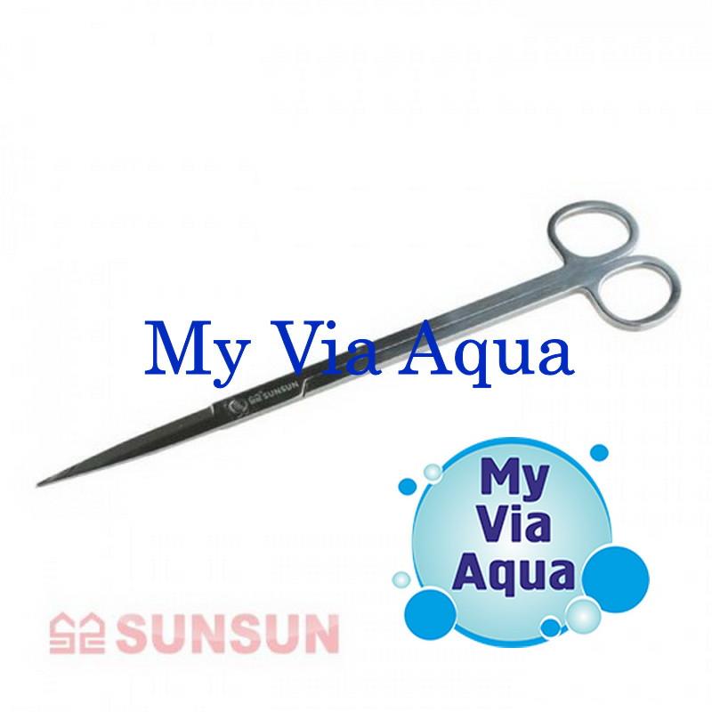 Ножиці прямі SunSun SC-03 для стрижки рослин, 25 см