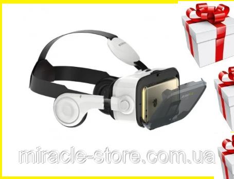 Окуляри віртуальної реальності, окуляри з пультом і навушниками ,Bobo z4,VR Box Z4
