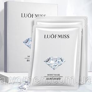 Омолаживающая маска для лица Luofmiss Crystal Diamond Mask 25 g