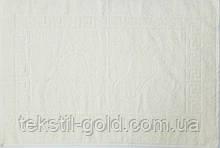 Полотенце махровое для ног белое (Турция)