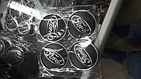Колпачки, заглушки на диски Ford форд 60 мм / 56 мм