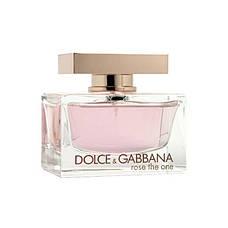 Dolce & Gabbana Rose The One Парфюмированная вода EDP 75ml (Дольче Габана Роуз Зе Ван) Женский Парфюм Духи EDT, фото 3