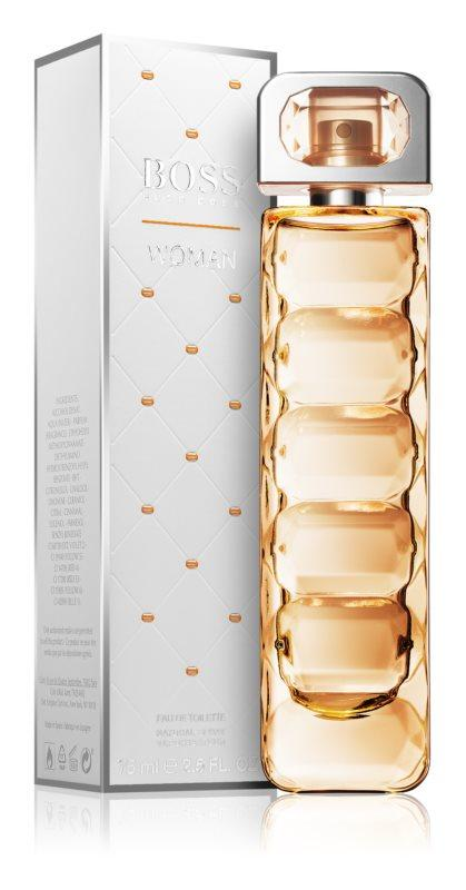 Hugo Boss Boss Orange Туалетная вода EDT 75ml (Хьюго Босс Босс Оранж) Женский Парфюм Аромат Духи EDP Perfume