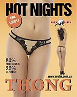 Трусики Nights Hot Gold, S, M, L