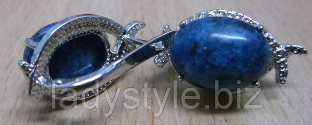 купить кольцо перстень натуральный азурит украшения подарки