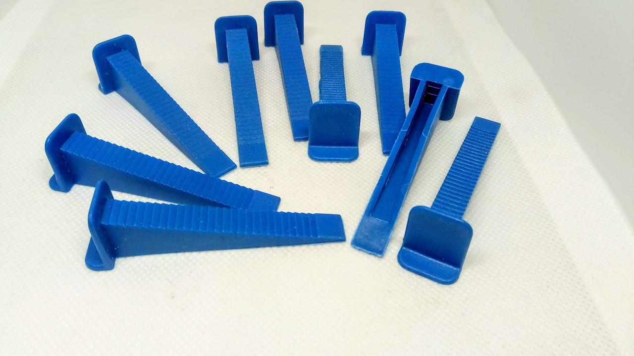 Набір клинів для основи СВП Advanta Mini 1-2 мм 250 шт (62221)
