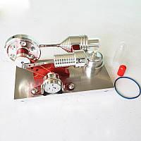 Двигатель Стирлинг  с генератором Stirling Engine High  Temperature Steam Engine