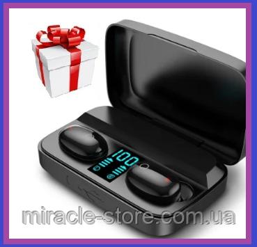 Bluetooth наушники Xiaomi Redmi Airdots беспроводные наушники Stereo Headset Xiaomi AirDots PRO Black