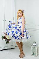 """Модель """"СИЛЬВІЯ"""" - дитяча сукня / дитяче плаття, фото 1"""
