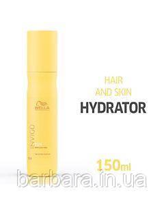 Спрей для захисту волосся від уф - променів Wella Invigo SUN 150 мл