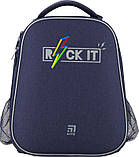 Рюкзак школьный каркасный Kite Education  Rock it K20-531M-2, фото 7