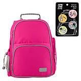 Рюкзак школьный Kite Education K19-720S-1 Smart розовый, фото 3