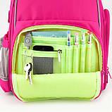 Рюкзак школьный Kite Education K19-720S-1 Smart розовый, фото 9