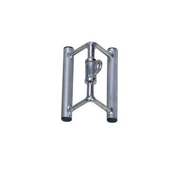 Ручка для тяги снизу сидя вращающаяся 17 см. D4-15-M