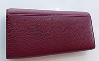 Женский кожаный кошелек Balisa PY-A135 бордо Купить женские кожаные кошельки оптом в Одессе, фото 4