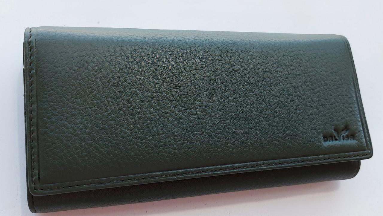 Женский кожаный кошелек Balisa PY-A135 зеленый Купить женские кожаные кошельки оптом в Одессе