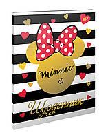 Дневник школьный интегральный (укр.) Minnie gold  Yes 911120