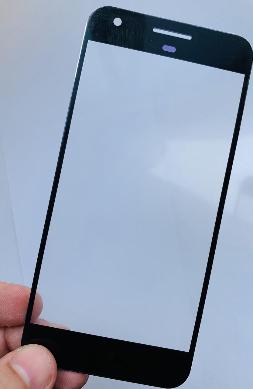 Стекло дисплея для Pixel черное