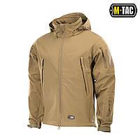 M-Tac куртка Soft Shell Tan, фото 1
