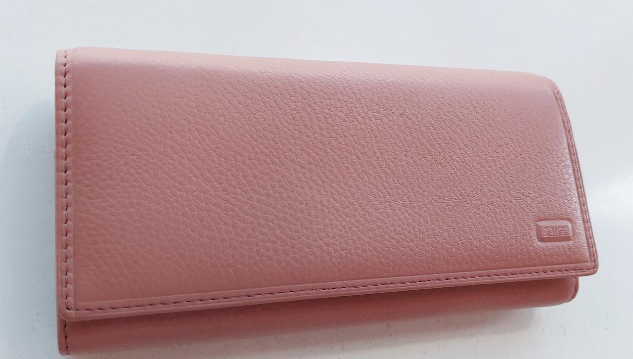 Жіночий шкіряний гаманець Balisa PY-A137 пінк Шкіряні гаманці і портмоне оптом Одеса 7 км