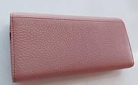Жіночий шкіряний гаманець Balisa PY-A137 пінк Шкіряні гаманці і портмоне оптом Одеса 7 км, фото 5