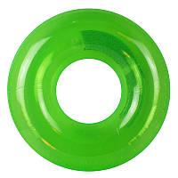 Надувной круг Intex 59260 прозрачный Зеленый int592603, КОД: 109732