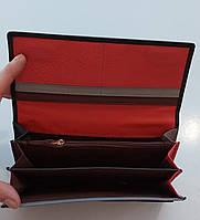 Жіночий шкіряний гаманець Balisa PY-В121 чорний Гаманці оптом · Жіночі шкіряні гаманці оптом, фото 3