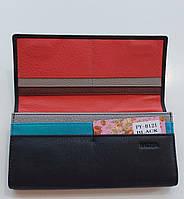 Жіночий шкіряний гаманець Balisa PY-В121 чорний Гаманці оптом · Жіночі шкіряні гаманці оптом, фото 2