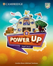 Учебник Power Up Level 2 Pupil's Book (Michael Tomlinson). Cambridge 9781108413763