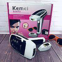 Лазерный эпилятор Kemei TMQ-KM 6812 4606, КОД: 1564808