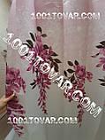 """Тканевая шторка для ванной комнаты из полиэстера """"Jade"""" Tropik, размер 180х200 см., Турция, фото 2"""