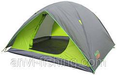 Палатка 4-х местная GreenCamp 1018-4