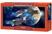 Пазл Castorland Исследование космоса 600 элементов B-060047 tsi38246, КОД: 287924