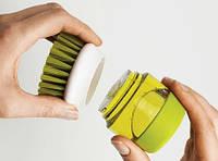Щётка для мытья Jesopb с дозатором для моющего средства