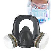 Полнолицевая маска 3M 6000 M (6800) с фильтрами