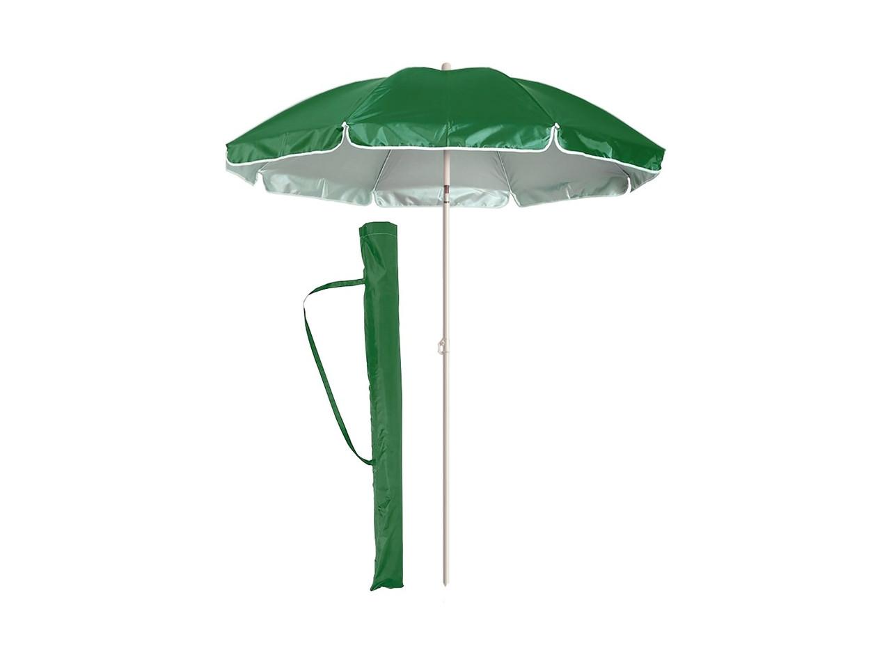 Пляжный зонт с наклоном 2.0 Anti-UV зеленый