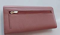 Женский кожаный кошелек Balisa PY-D133 пинк Кошельки оптом · Женские кожаные кошельки оптом, фото 4