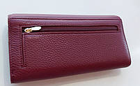 Женский кожаный кошелек Balisa PY-D133 бордо Кошельки оптом · Женские кожаные кошельки оптом, фото 4