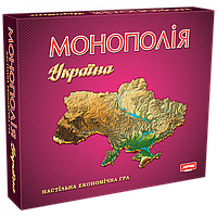 Игра Монополия Украина Artos Games на украинском (10130028)