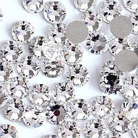 Стразы для ногтей Crystal SS3 1440шт стекло
