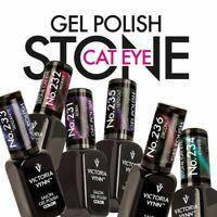 Гель лак кошачий глаз, Виктория Винн, Gel polish, cat eye, Victoriya Vynn, 8мл