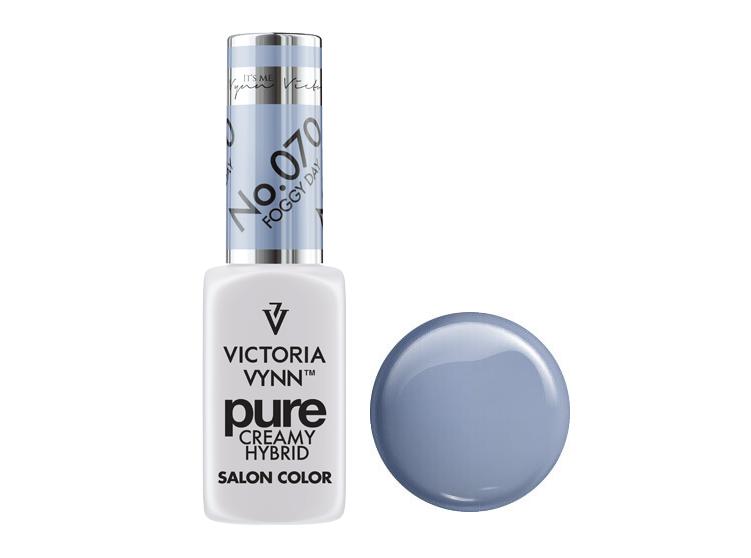 Крем-гель от Виктрии Винн,  Pure Creamy Hybrid, Victoria Vynn, 070 , foggy day