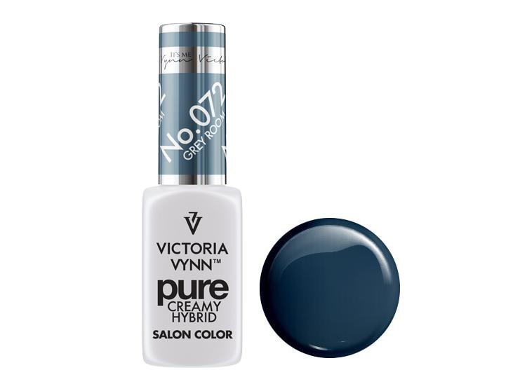 Крем-гель от Виктрии Винн,  Pure Creamy Hybrid, Victoria Vynn, 072 , grey room