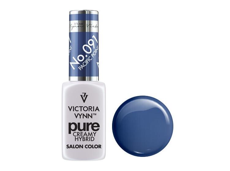 Крем-гель от Виктрии Винн,  Pure Creamy Hybrid, Victoria Vynn, 091 , pacific point