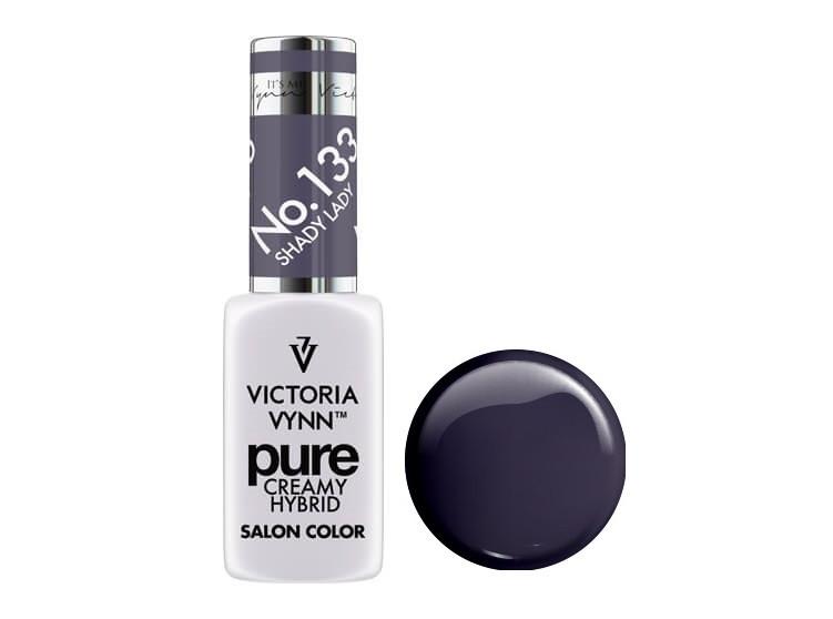 Крем-гель от Виктрии Винн,  Pure Creamy Hybrid, Victoria Vynn, 133 , shady lady