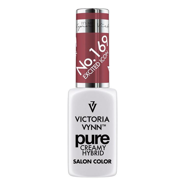 Крем-гель от Виктрии Винн,  Pure Creamy Hybrid, Victoria Vynn, 169, excited icon