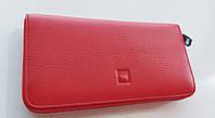 Жіночий шкіряний гаманець Balisa 1-924 червоний Шкіряні гаманці оптом Одеса 7 км, фото 1
