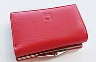 Жіночий шкіряний гаманець Balisa BAS1-711 червоний маленький шкіряний гаманець на магніті, фото 1