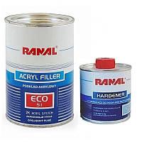 Акриловый грунт Ranal ECO 5+1 (750+160мл) белый