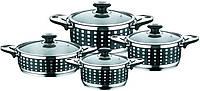 Набір посуду 8 предметів Krauff 26-158-031